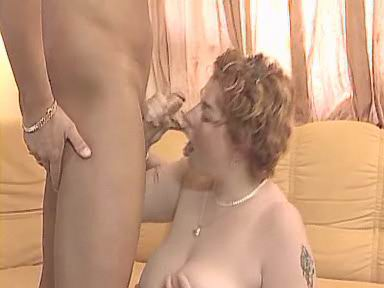 Torrid fat babe bounces on a pecker