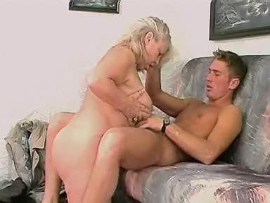 Fat succulent pussy gets slammed