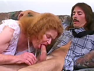 Hard dick ride drives milf nuts
